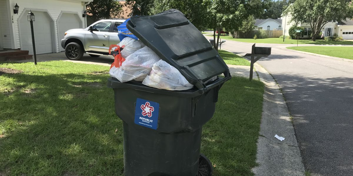 Change in trash collection companies causing confusion in Berkeley County