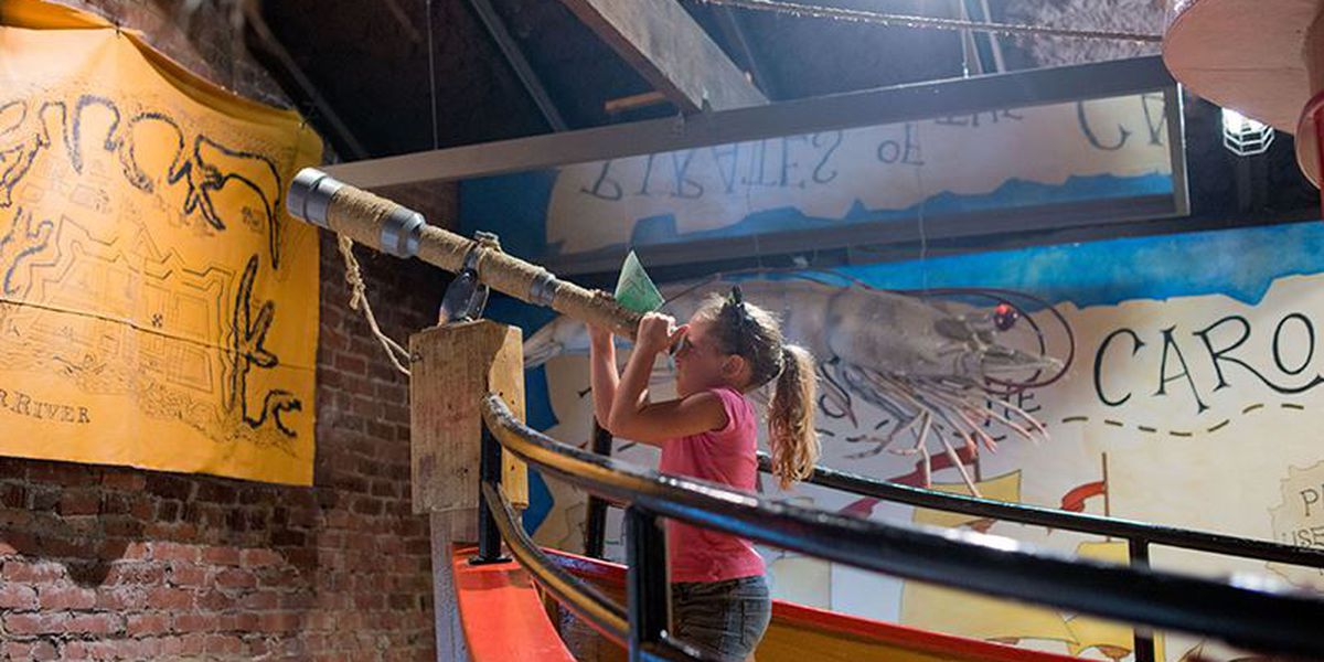Children's Museum of Lowcountry opens temporary location in West Ashley