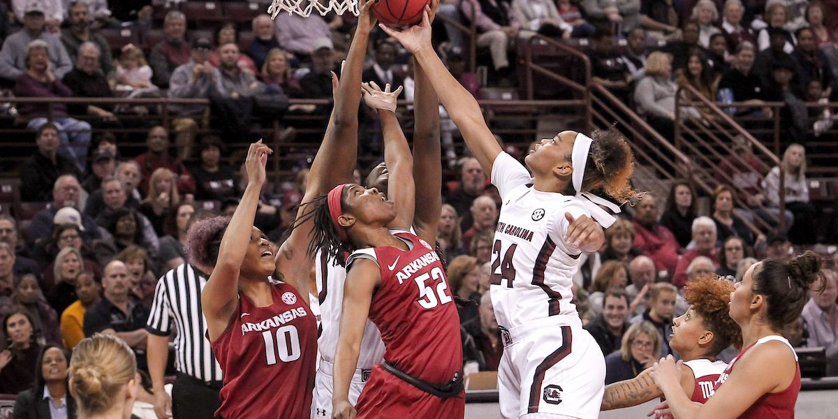 Gamecocks Claim No. 1 in Women's Basketball AP Poll