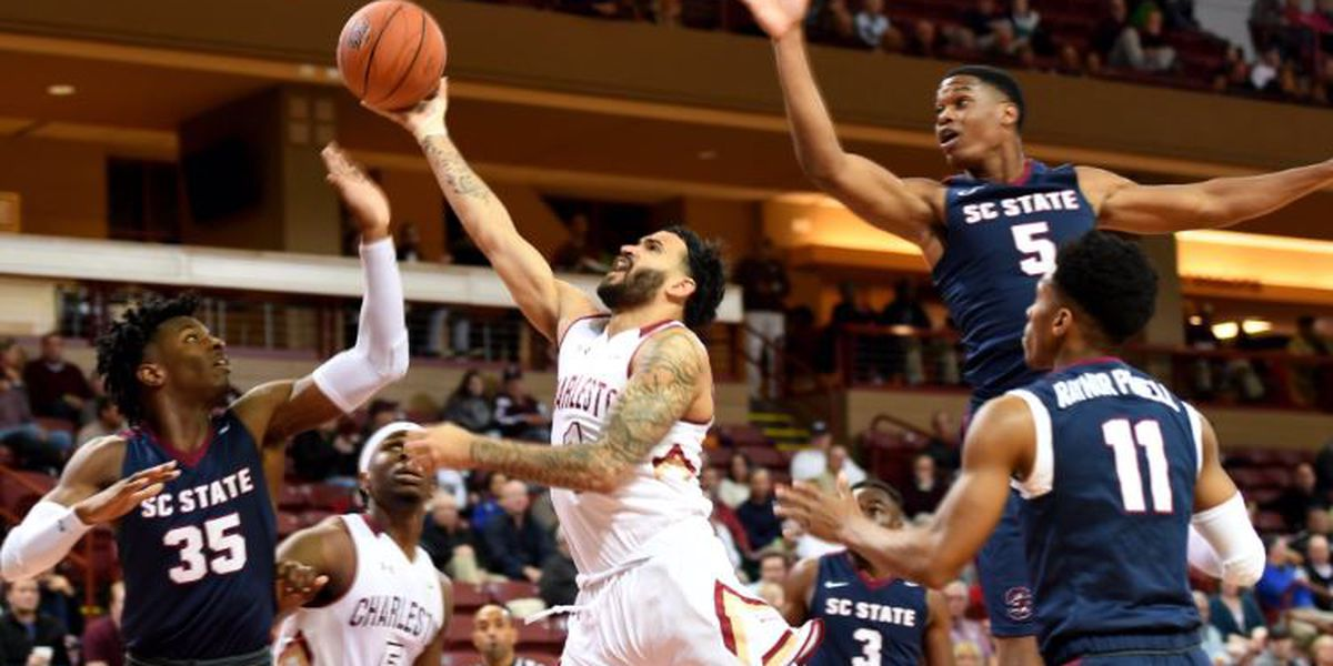 Three Players Score In Double Figures In 83-70 Victory Over South Carolina State
