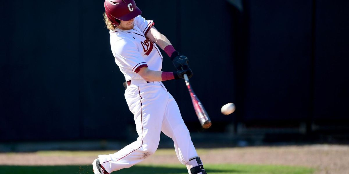 CofC's Harlan Named CAA Rookie of the Week
