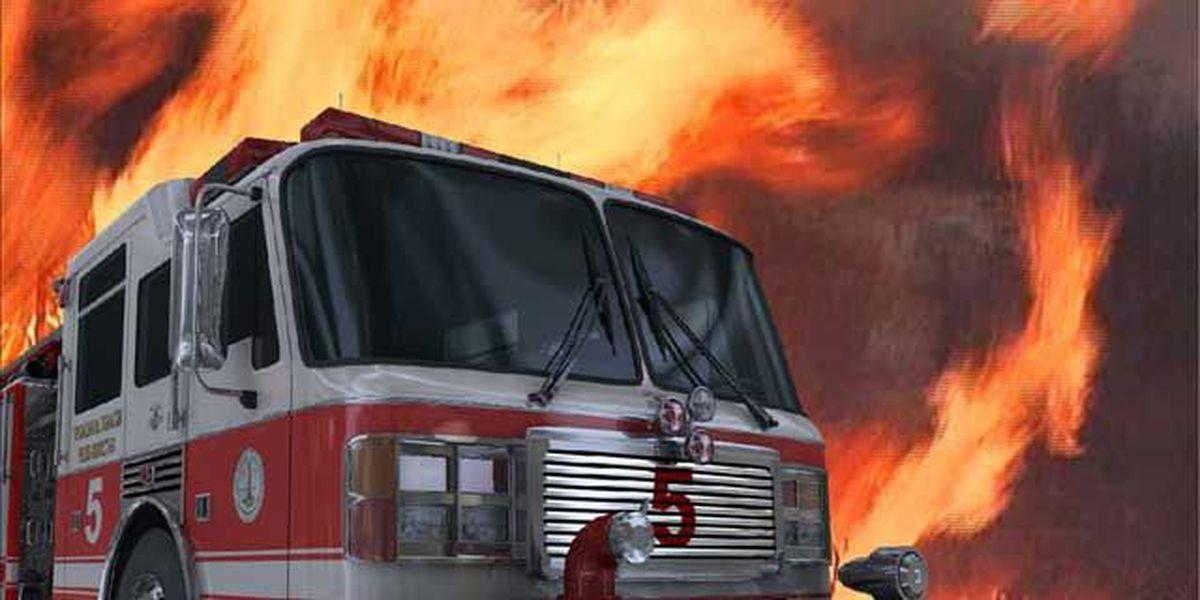 Crews investigating fire at MeadWestvaco Kapstone