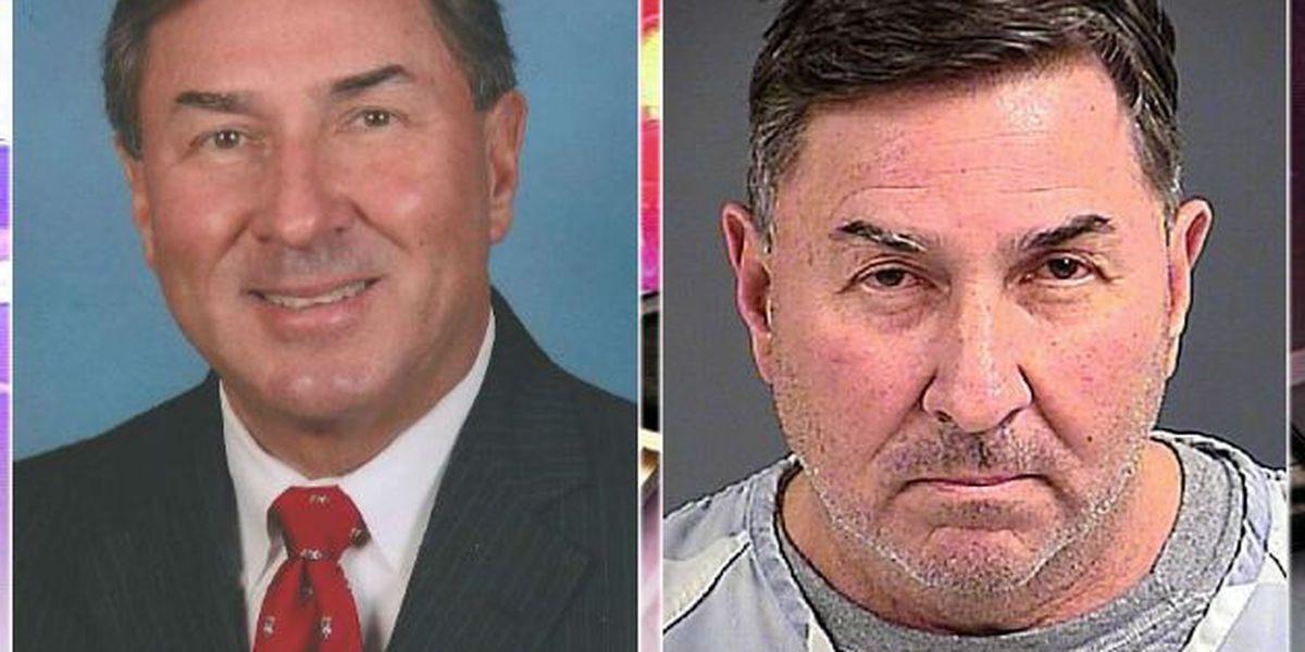Prosecutors announce indictments against former Berkeley Co. Sheriff Wayne DeWitt