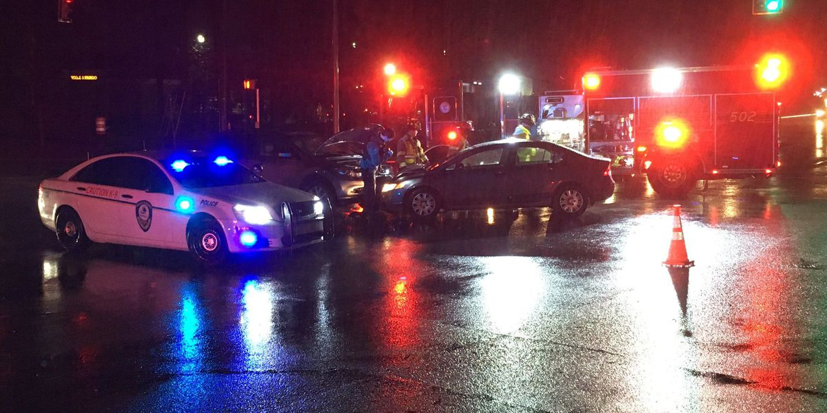 Emergency crews respond to accident in Mt. Pleasant