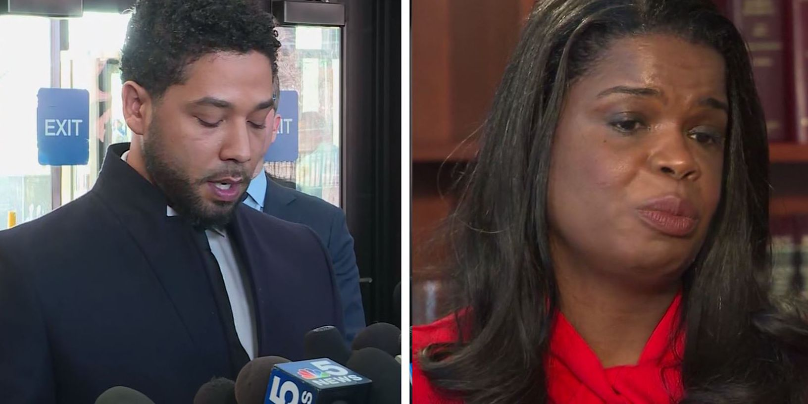 Jussie Smollett case: Prosecutor questioned overcharging 'washed up celeb'
