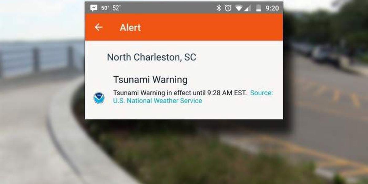TAKE A STAND: Charleston Tsunami Alert