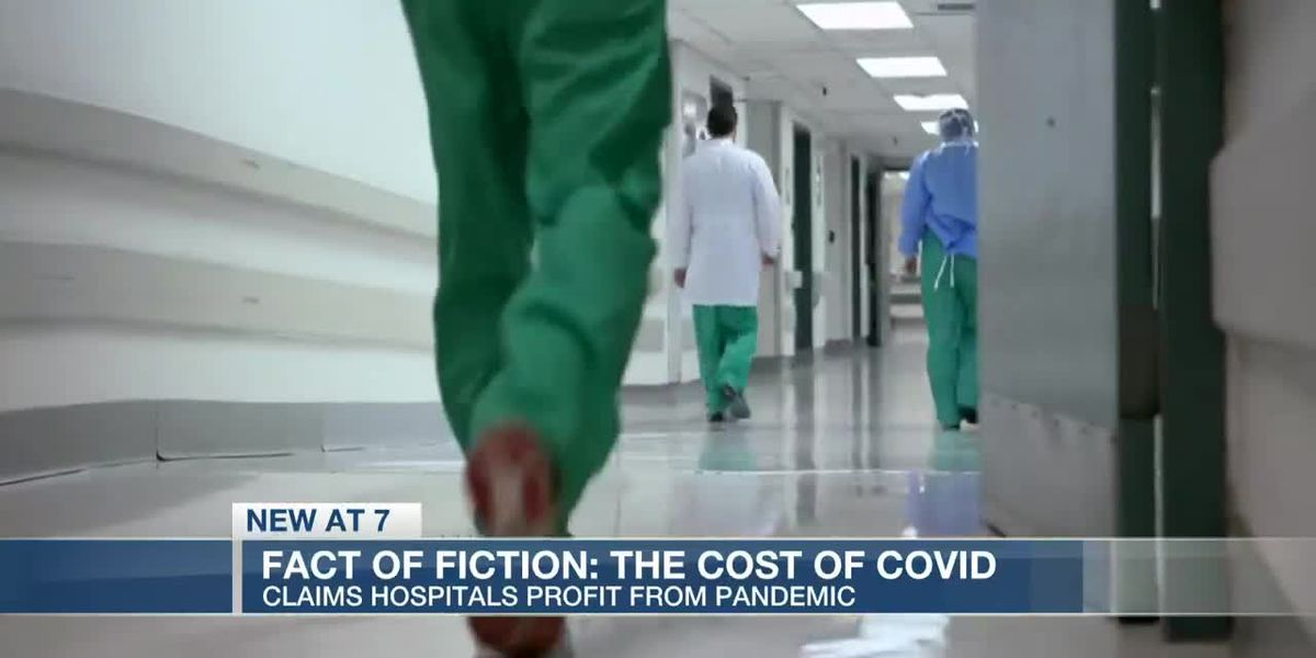 VIDEO: Fact or Fiction: Profiting off pandemic patients?