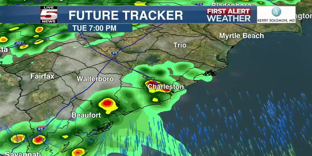 LIVE 5 ALERT DESK: Rain, severe storms possible late Tuesday afternoon