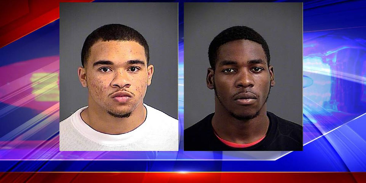 Police: 'Suspicious vehicle' tip leads to arrests on multiple charges