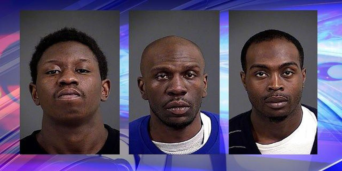 Police: Remaining suspects surrender in December attempted armed robbery, burglary case