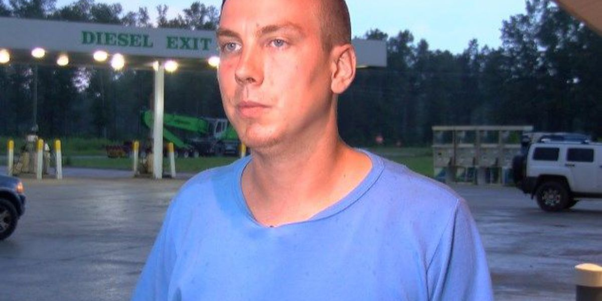 Ridgeville man fired after spotted at Charlottesville rally