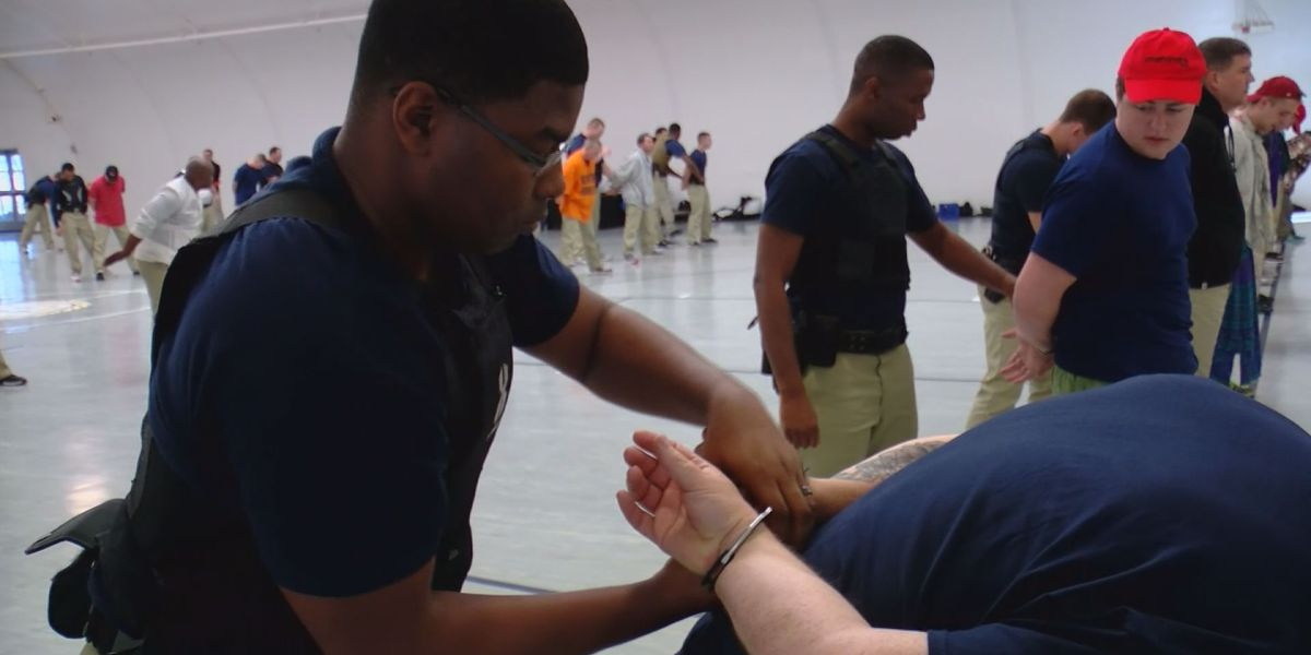 Lawmakers, law enforcement officials address officer training 'crisis'