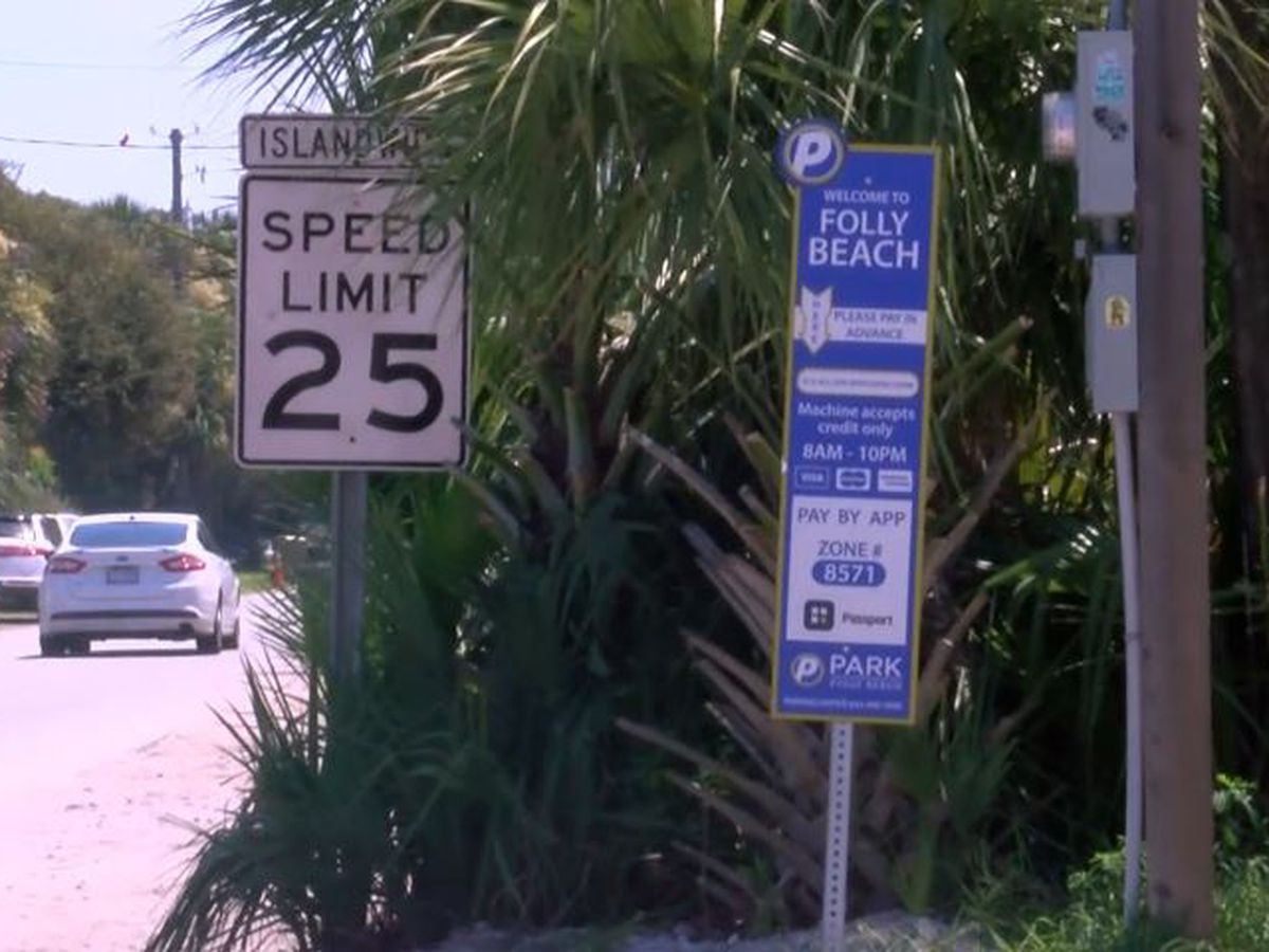 Folly Beach to discuss increase in paid parking