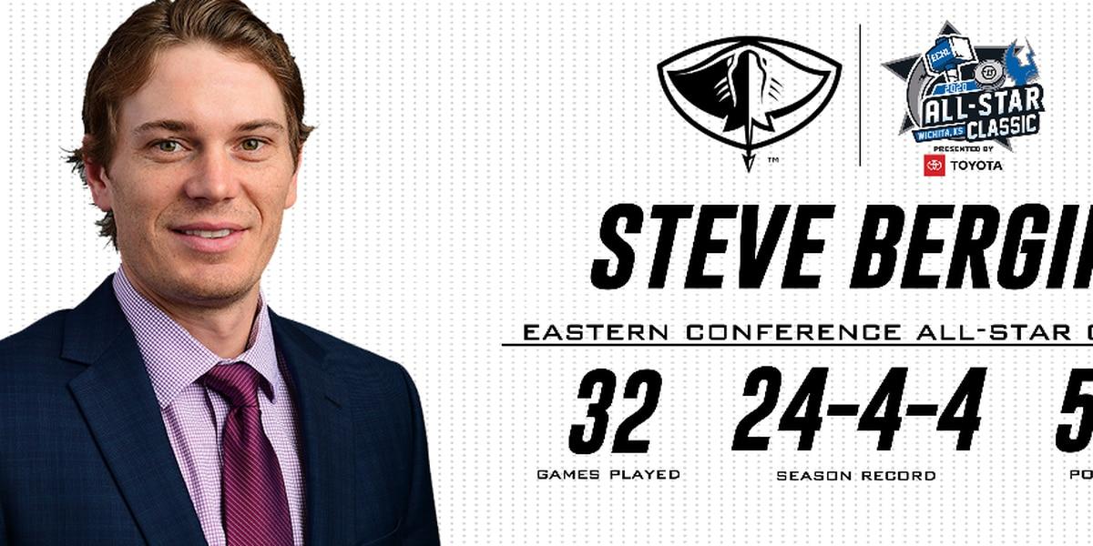 Bergin Named Coach For ECHL All-Star Classic