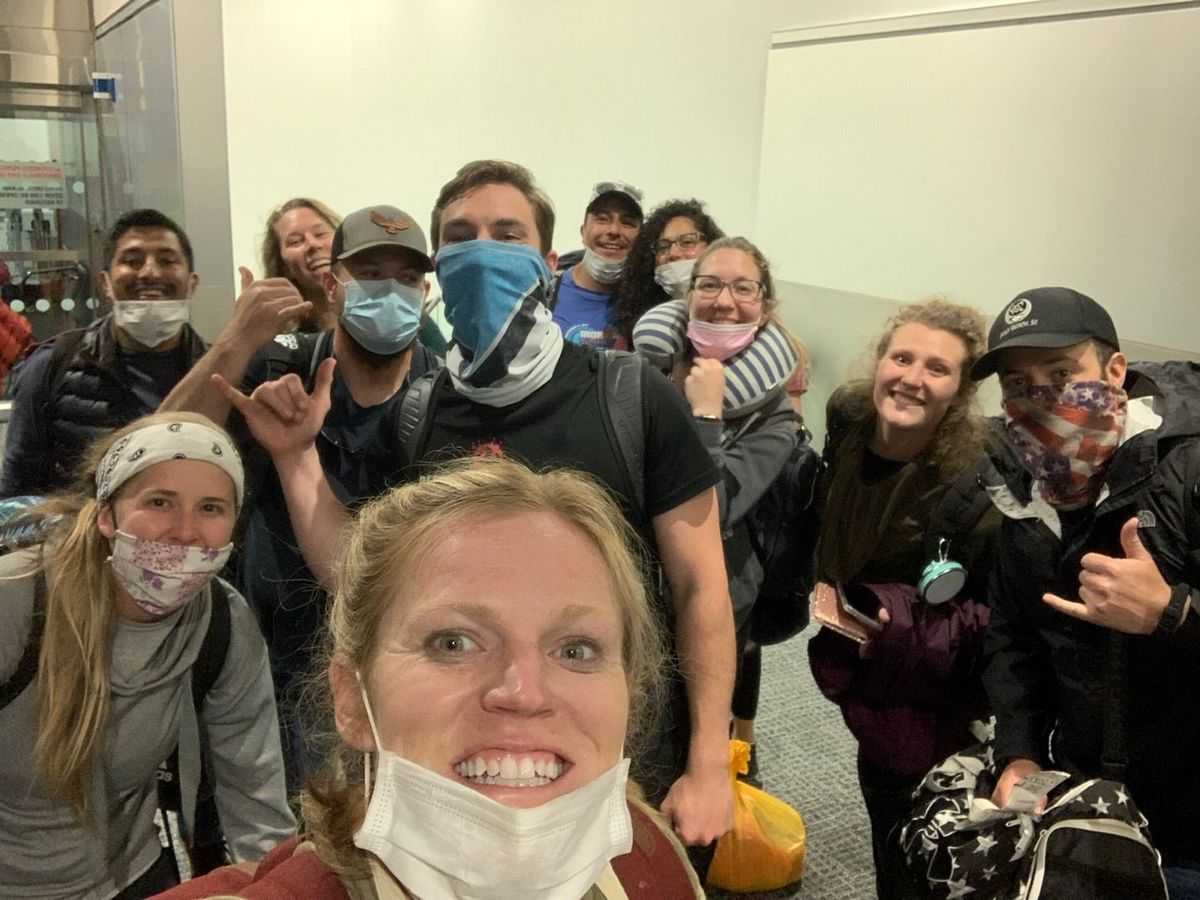 Eleven hikers back in Charleston after congressman gets them chartered flight out of Peru