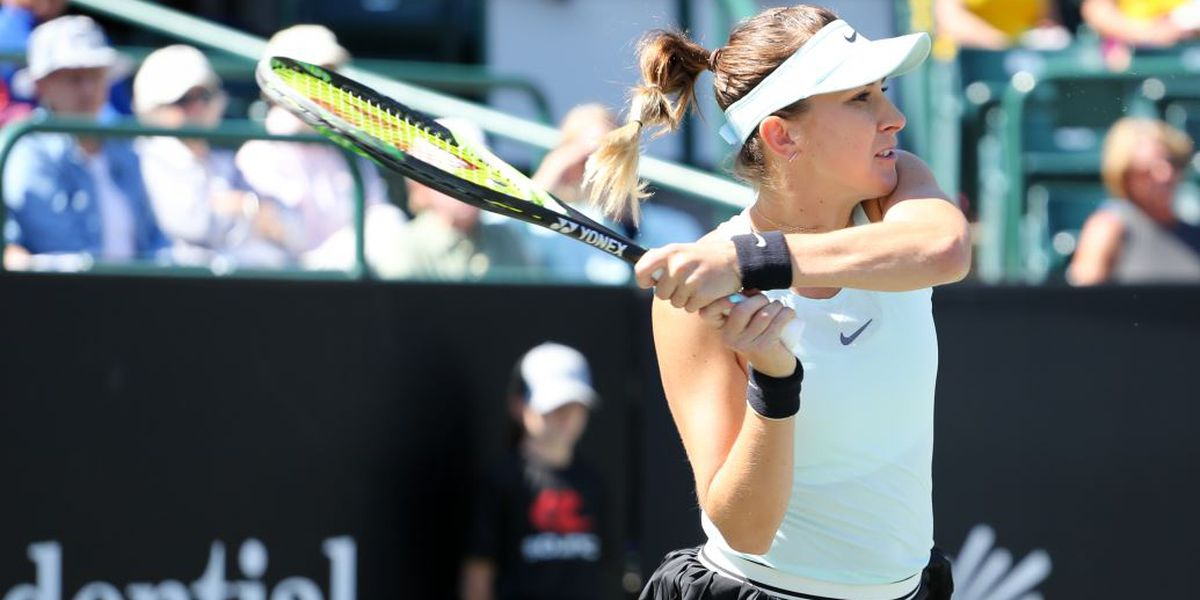 Grand Slam semifinalists Belinda Bencic and Amanda Anisimova join Volvo Car Open field