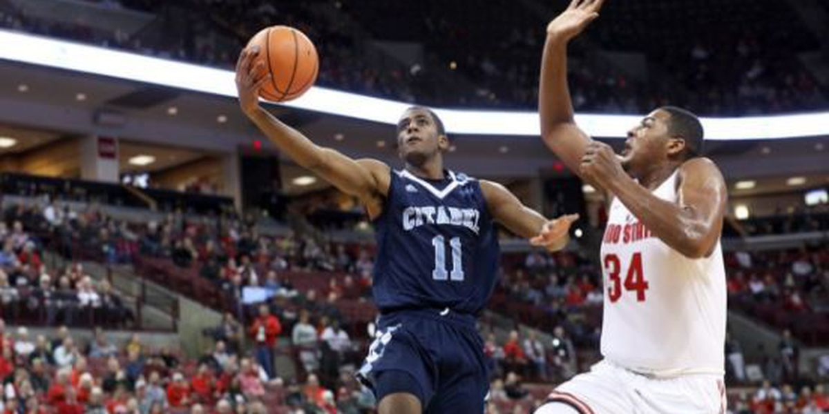 The Citadel ousted by Ohio State