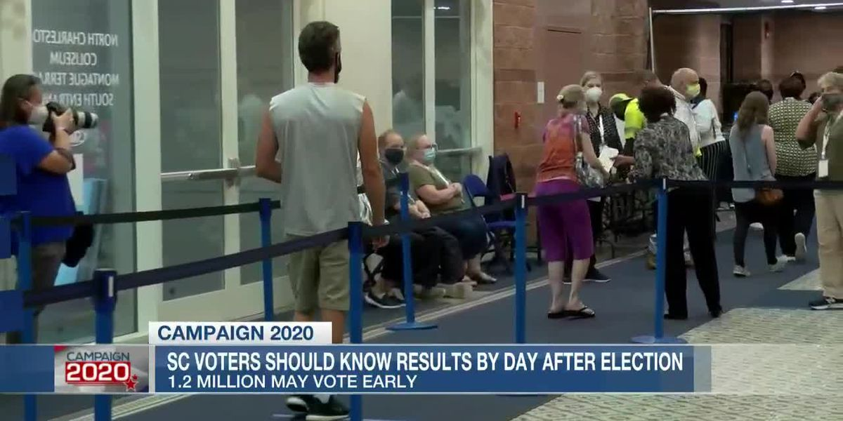 VIDEO: S.C. should know by election night or next day results of 2020 races