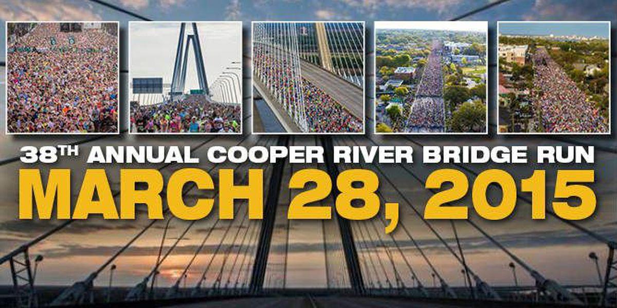 2015 Cooper River Bridge Run Design Contest underway
