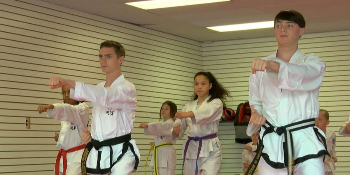 Goose Creek teens compete in Taekwondo World Championships