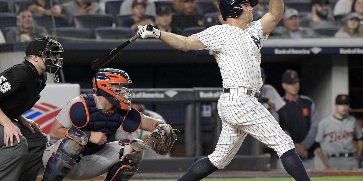 AP source: Brett Gardner returns to Yankees on one-year, $4M contract