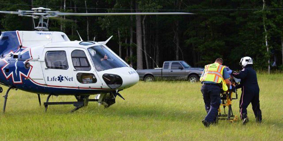 Motorcyclist critically injured in Colleton Co. crash