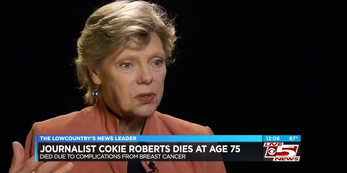 VIDEO: Journalist Cokie Roberts dies at 75