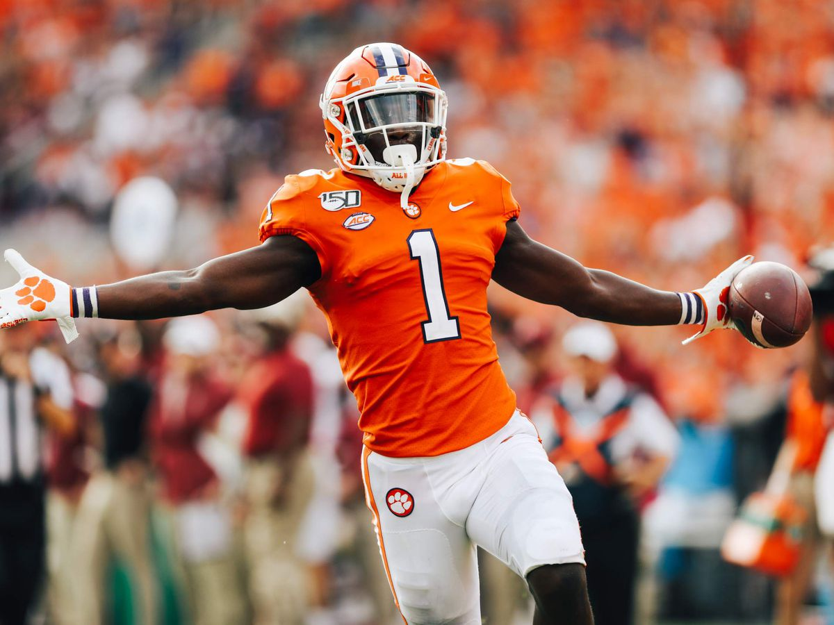 Clemson ranked No. 3 in final College Football Playoff rankings, will play Ohio State in semifinal