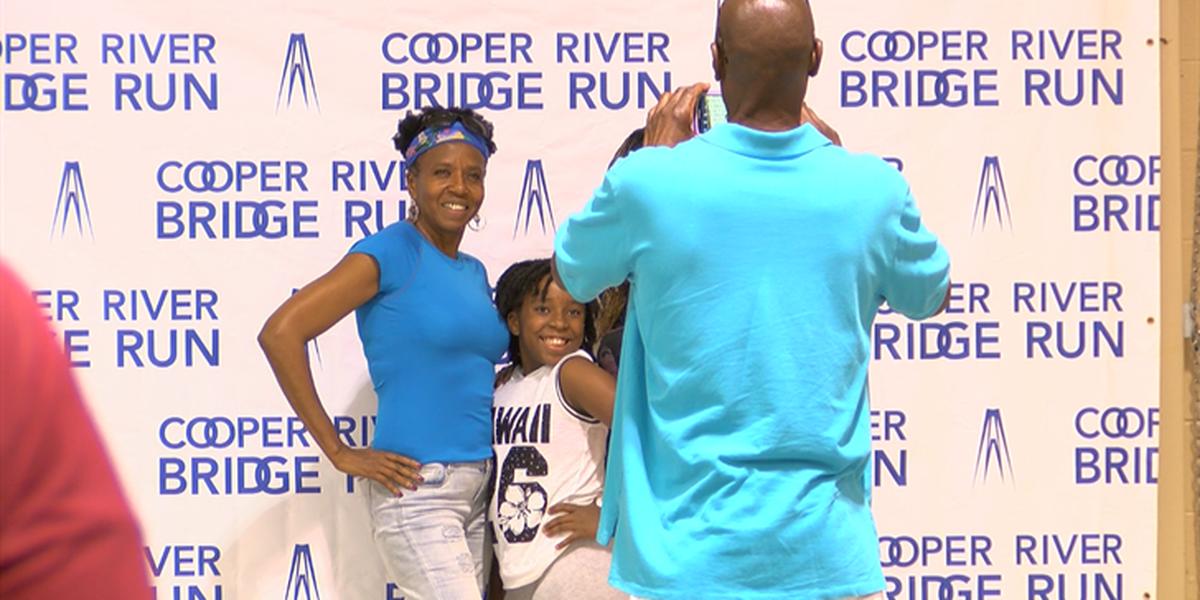 Thousands attend Bridge Run Health and Wellness Expo
