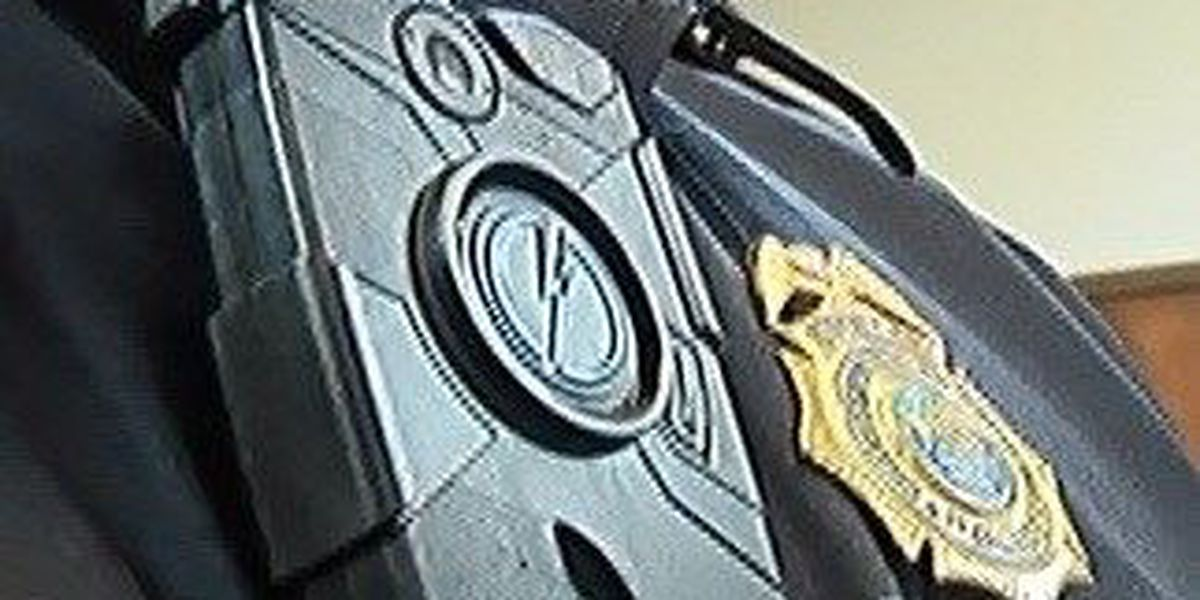 N. Charleston PD patrol lieutenants equipped with body cameras