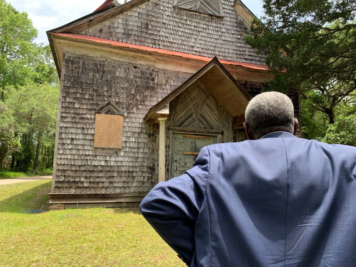 "Historic Old Bethel AME Church in South Carolina Vandalized After Being Featured on Hit Netflix Show ""Outer Banks"""