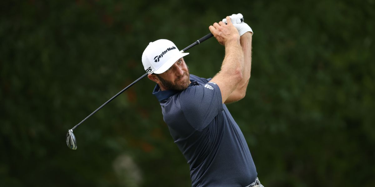 Johnson's big finish gives him 5-shot lead at TPC Boston