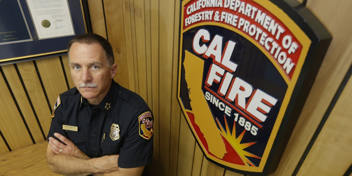 California fire chief: State must adapt to new wildfire norm