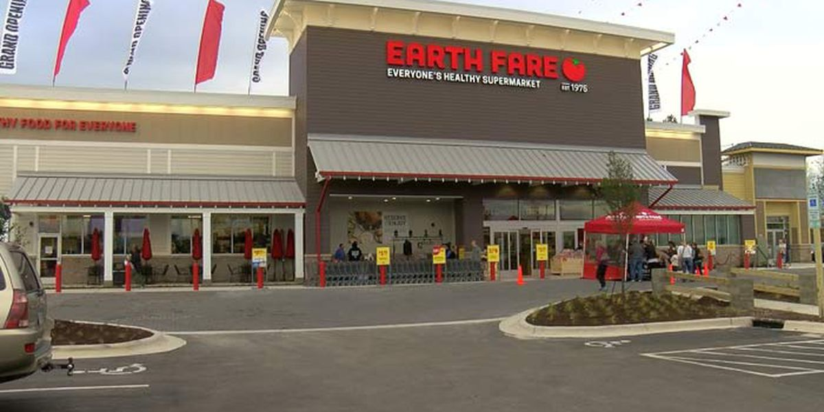 Earth Fare to close all grocery stores including 2 Lowcountry locations