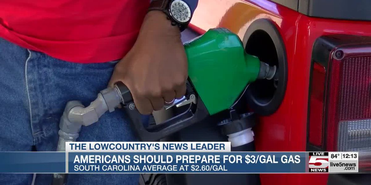 VIDEO: Americans should prepare for $3/gal. gasoline, report says