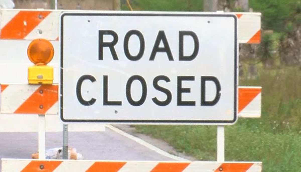 Portion of US-78 to close for 9 days due to port access road construction