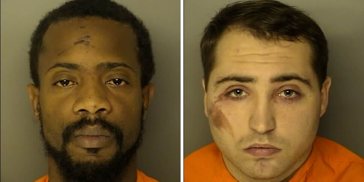 Affidavit: Two suspects raped woman at Broadway at the Beach