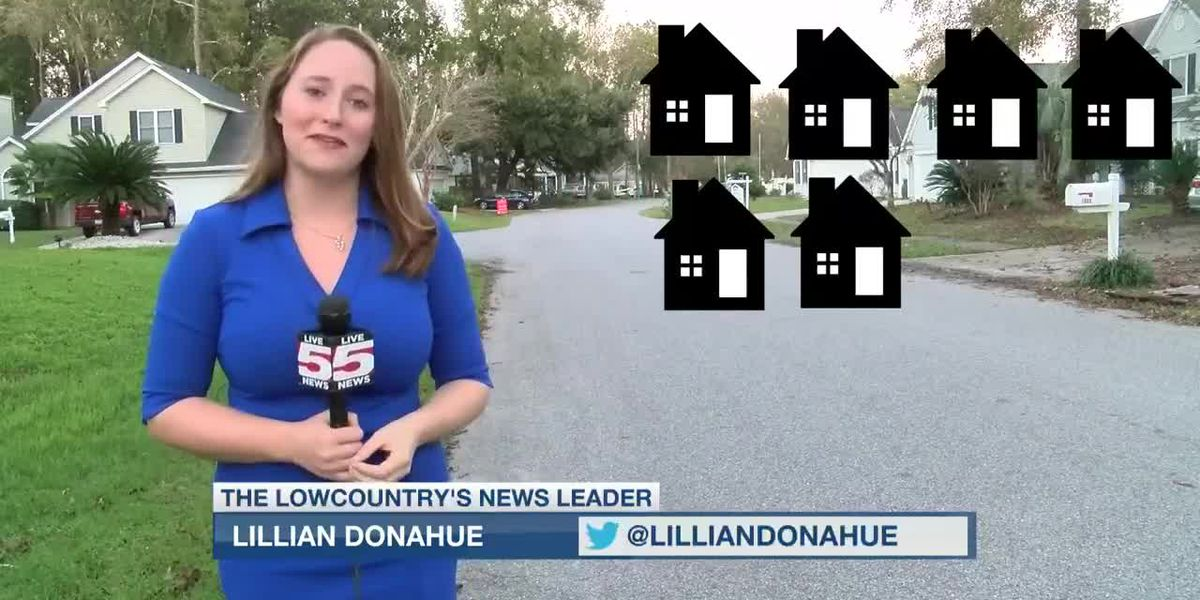 VIDEO: Competitive Lowcountry housing market shows no signs of slowing