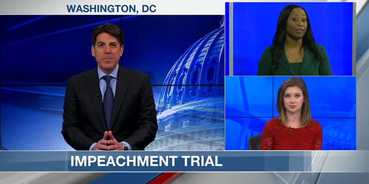 VIDEO: Trump's attorneys set to begin defense at impeachment trial