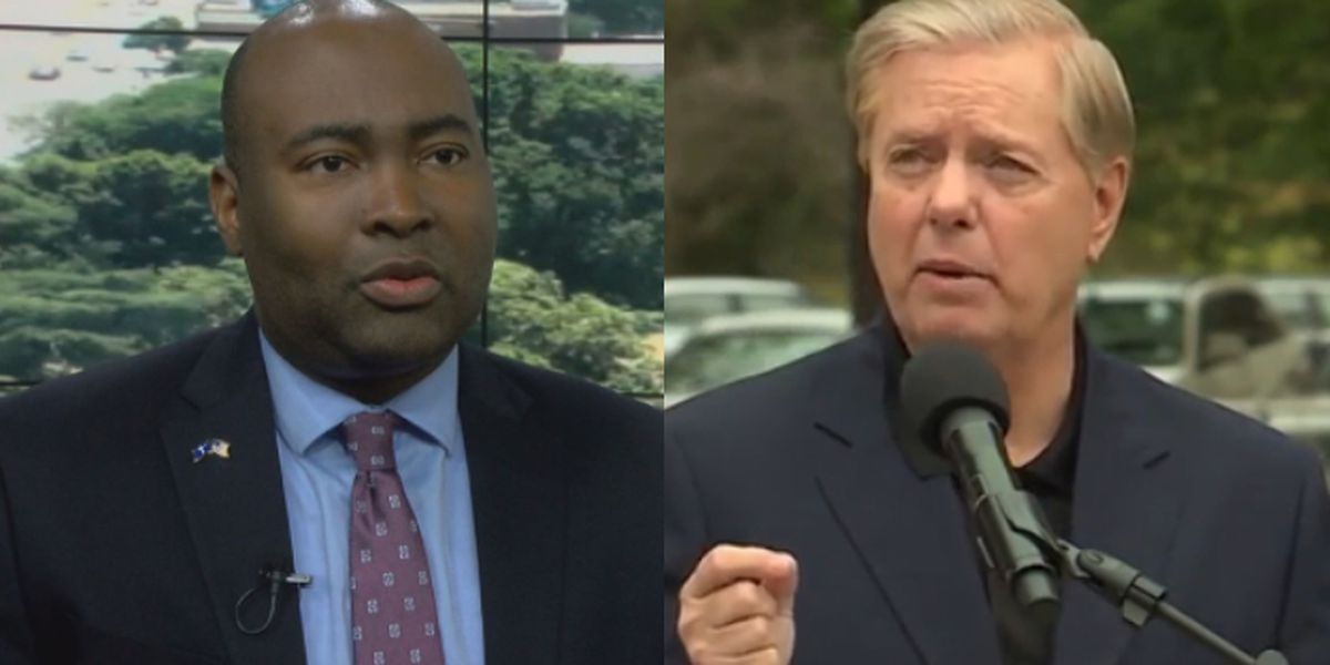 Harrison, Graham host campaign events in South Carolina