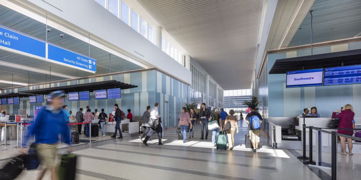 Charleston International Airport to close Wednesday because of Dorian