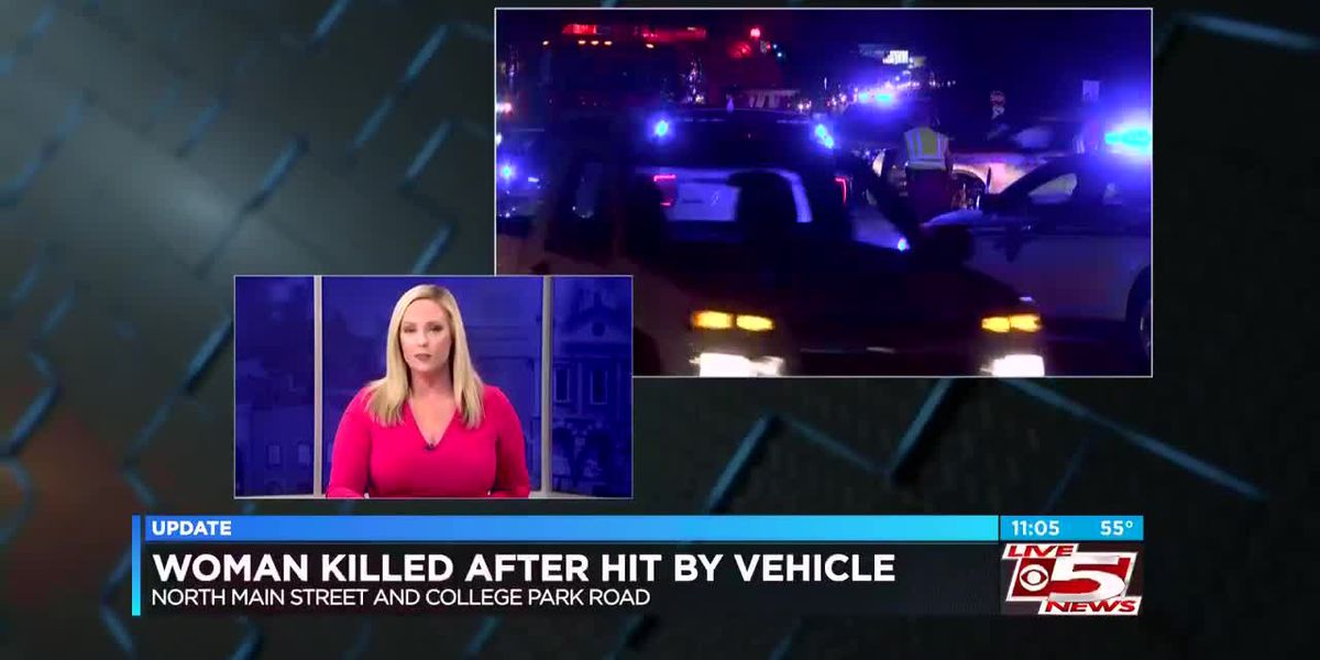 VIDEO: Coroner identifies victim of fatal auto-pedestrian accident in Summerville