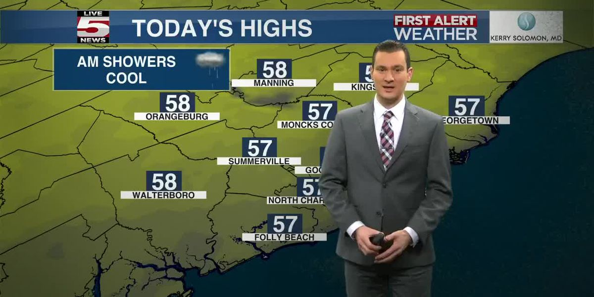 VIDEO: Your Friday forecast