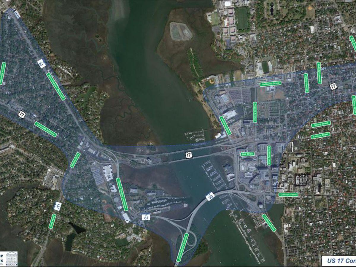 You Paid For It: Traffic Congestion Study of Hwy. 17