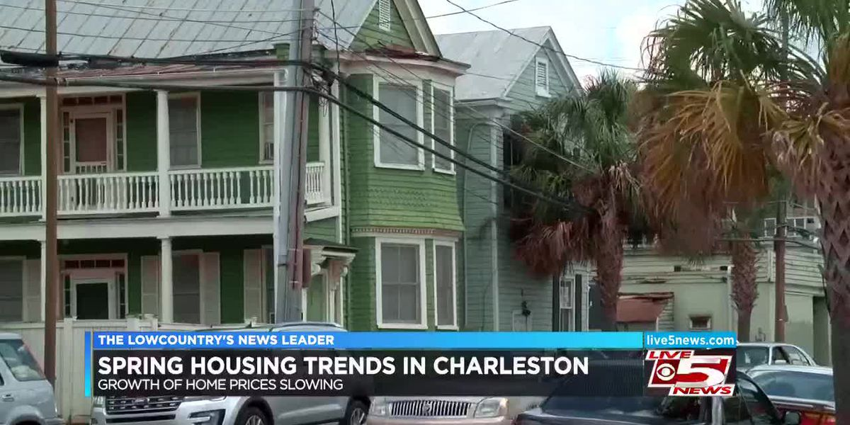 Spring Housing trends in Charleston
