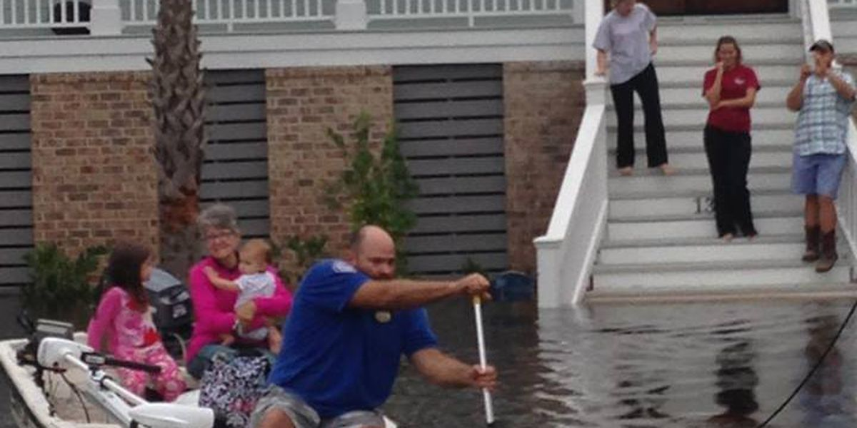Berkeley, Charleston counties eligible for FEMA individual assistance