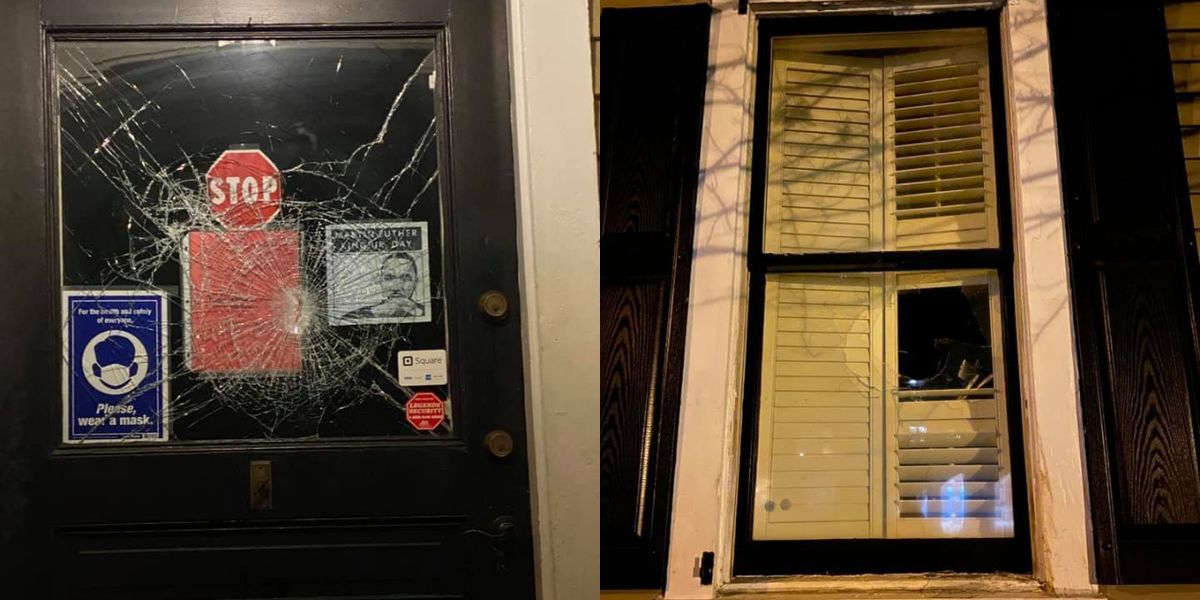 SC Representative Rutherford's office vandalized on MLK Day