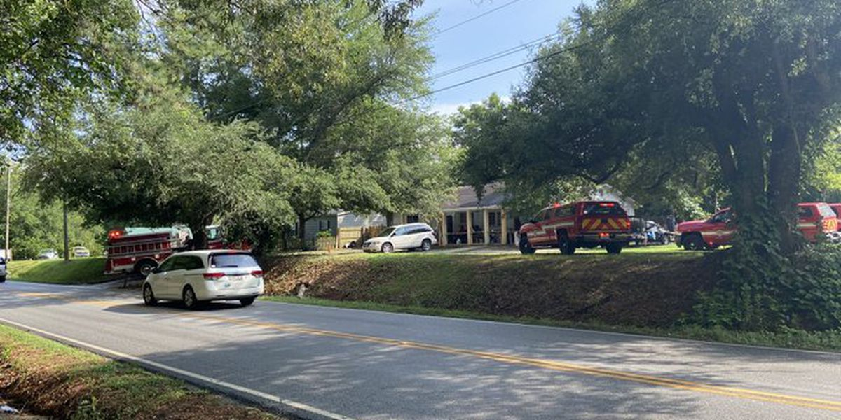 Crews respond to house fire in Dorchester County