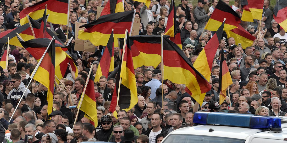 Jewish group in Germany condemns 'strongly rooted' extremism