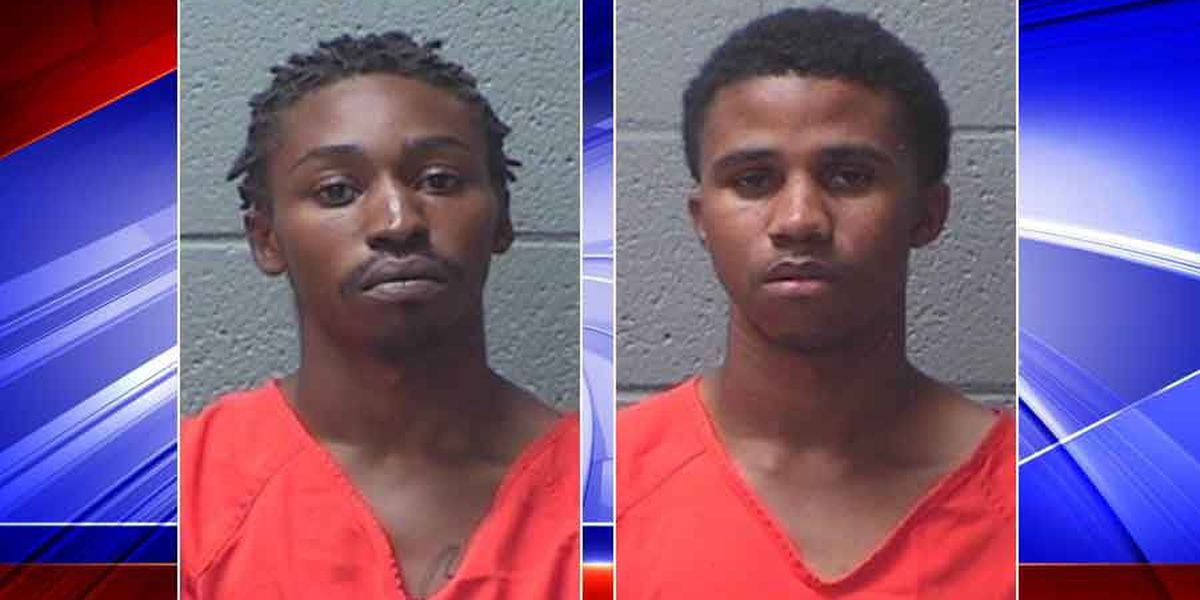 Two men charged in Orangeburg County shooting